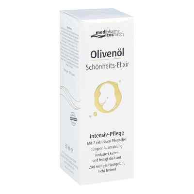 Olivenöl Eliksir upiększający żel pielęgnacyjny