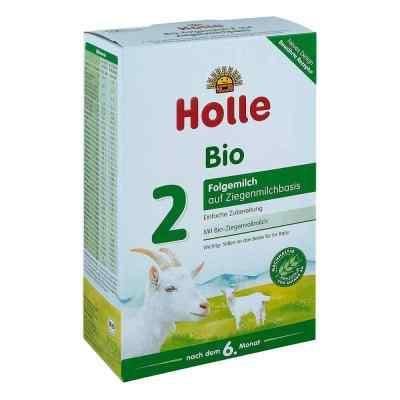 Holle Bio Folgemilch auf Ziegenmilchbasis 2 Pulver  zamów na apo-discounter.pl