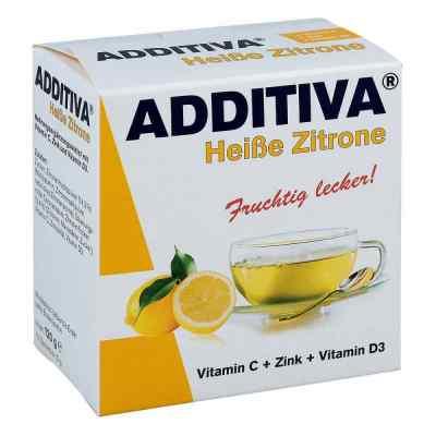 Additiva Heisse Zitrone Pulver  zamów na apo-discounter.pl