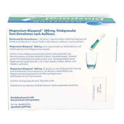 Magnesium Diasporal 300 mg w granulkach do picia  zamów na apo-discounter.pl