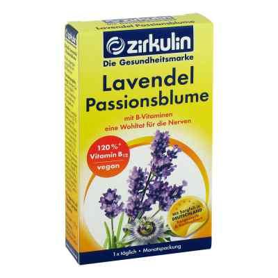 Zirkulin Lavendel Passionsblume kapsułki  zamów na apo-discounter.pl