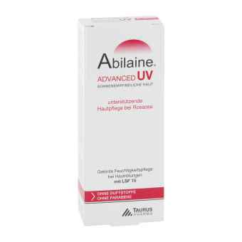 Abilaine Advanced Uv Creme Lsf 15  zamów na apo-discounter.pl