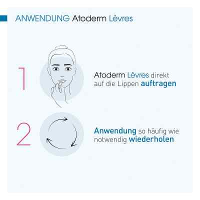 Bioderma Atoderm Levres Baume Lippenbalsam  zamów na apo-discounter.pl