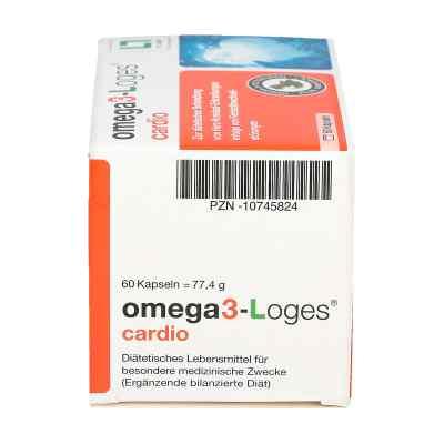 Omega 3-loges cardio Kapseln  zamów na apo-discounter.pl