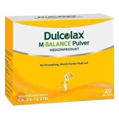 Dulcolax M Balance Pulver Medizinprodukt