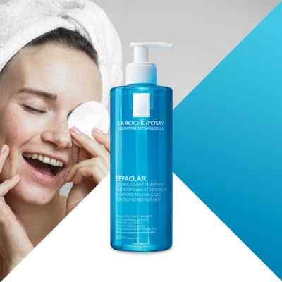 La Roche Posay Effaclar żel oczyszczający w piance   zamów na apo-discounter.pl