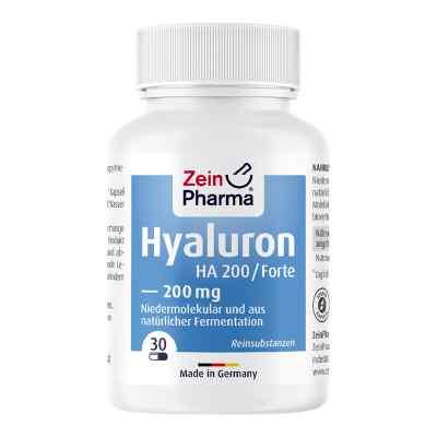 Hyaluron Forte Ha 200 Kapseln  zamów na apo-discounter.pl