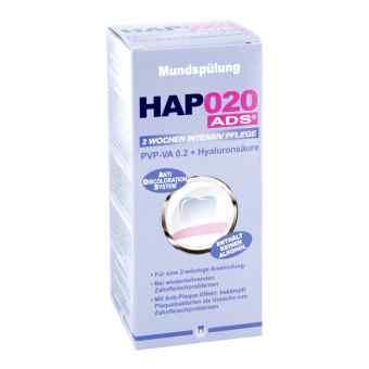 Hap020 Pvp-va 0,2+hyaluronsäure Mundspülung