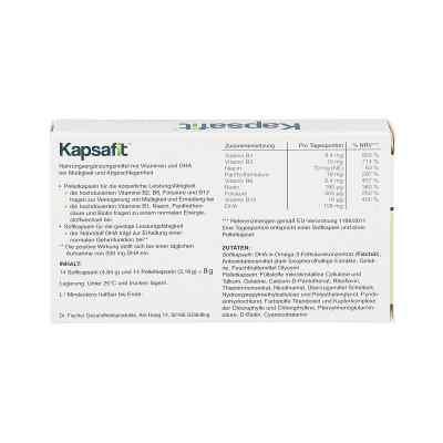 Kapsafit Kapseln  zamów na apo-discounter.pl