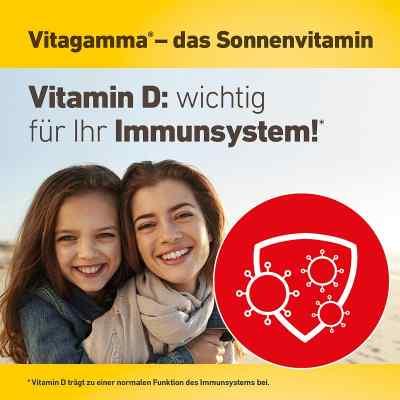 Vitagamma D3 2.000 I.e. Vitamin D3 Nem tabletki  zamów na apo-discounter.pl