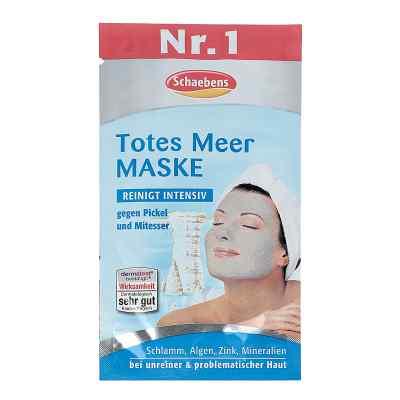 Totes Meer Maske
