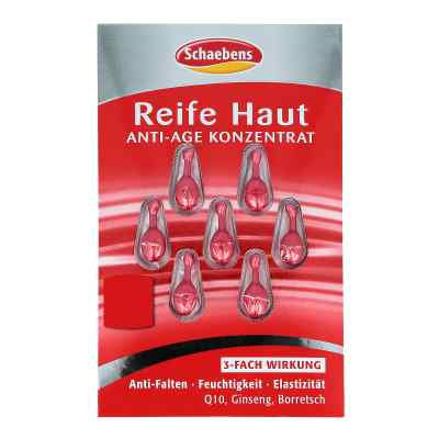 Reife Haut Anti-age Koncentrat