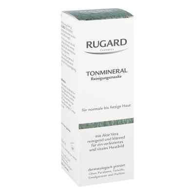 Rugard Tonmineral Reinig.maske für norm.-fet.Haut  zamów na apo-discounter.pl