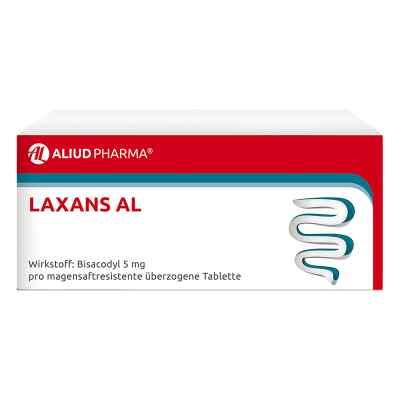 Laxans AL tabletki powlekane  zamów na apo-discounter.pl