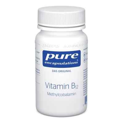 Pure Encapsulations Vitamin B12 Methylcobalamin kapsułki  zamów na apo-discounter.pl