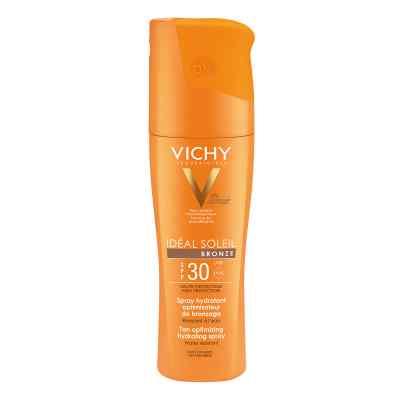 Vichy Ideal Soleil przeciwsłoneczny spray brązujący SPF30  zamów na apo-discounter.pl