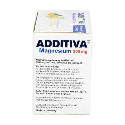 Additiva Magnesium 300 mg N Pulver  zamów na apo-discounter.pl