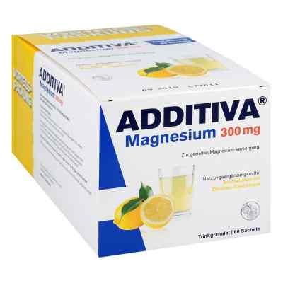 Additiva Magnesium 300 mg N Proszek  zamów na apo-discounter.pl