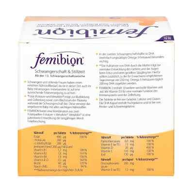 Femibion dla kobiet w ciąży  2 wit.D3+DHA+kwas foliowy  zamów na apo-discounter.pl