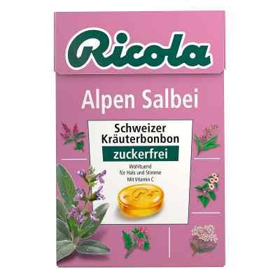Ricola cukierki szałwiowe bez cukru  zamów na apo-discounter.pl