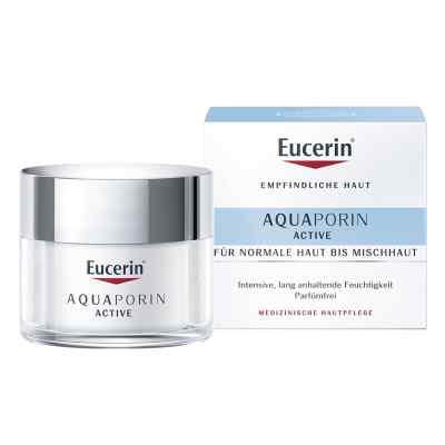 Eucerin AQUAporin Active krem do skóry normalnej i mieszanej  zamów na apo-discounter.pl