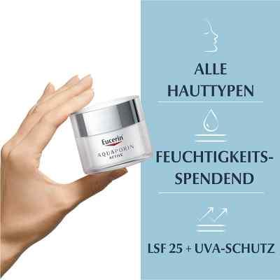 Eucerin AQUAporin Active krem nawilżający SPF25+  zamów na apo-discounter.pl