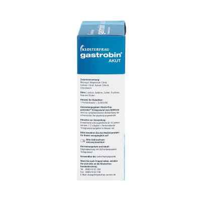 Gastrobin Trinkgranulat zum Abführen