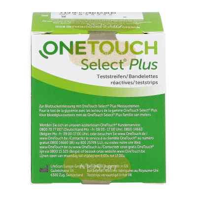 One Touch Selectplus Blutzucker Teststreifen  zamów na apo-discounter.pl
