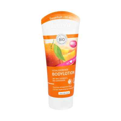 Lavera Bodylotion Bio-orange+bio-sanddorn