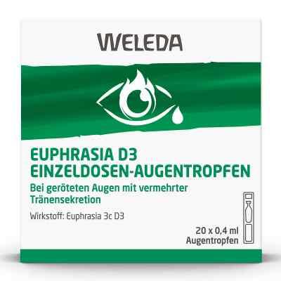 Euphrasia D 3 Einzeldosen-augentropfen  zamów na apo-discounter.pl