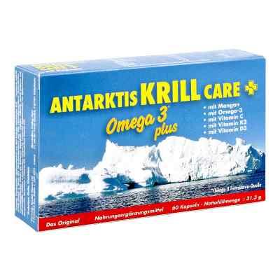 Antarktis Krill Care kapsułki  zamów na apo-discounter.pl