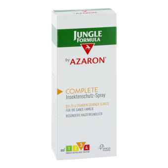Azaron Complete Jungle Formula Spray ochronny