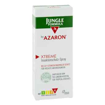 Jungle Formula by Azaron Ekstremalny sprej na owady  zamów na apo-discounter.pl