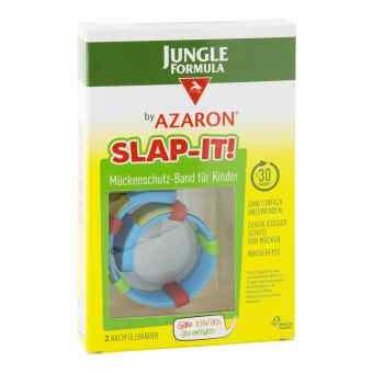 Jungle Formula by Azaron Slap-it, opaski przeciw komarom dla dzi  zamów na apo-discounter.pl
