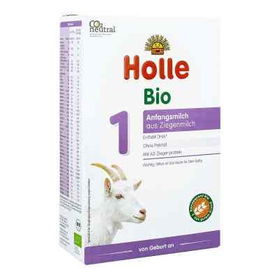 Holle Bio 1 mleko początkowe na bazie mleka koziego  zamów na apo-discounter.pl