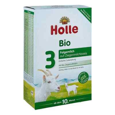 Holle Bio 3 mleko następne na bazie mleka koziego  zamów na apo-discounter.pl