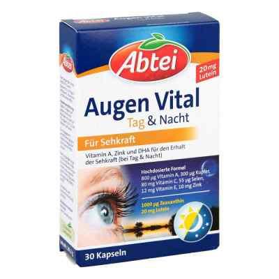 Abtei Augen Vital Tag & Nacht Kapseln  zamów na apo-discounter.pl
