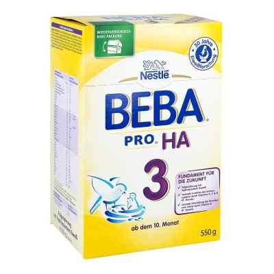 Nestle Beba Ha 3 Pulver