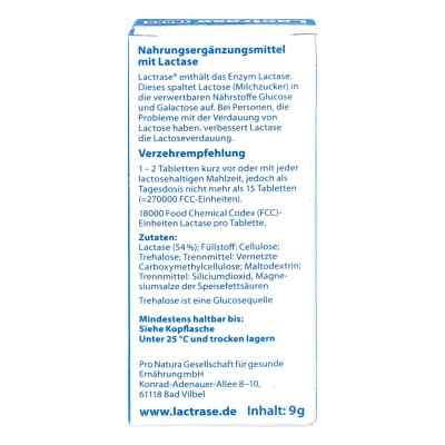 Lactrase 18.000 Fcc Tabletten im Spender  zamów na apo-discounter.pl