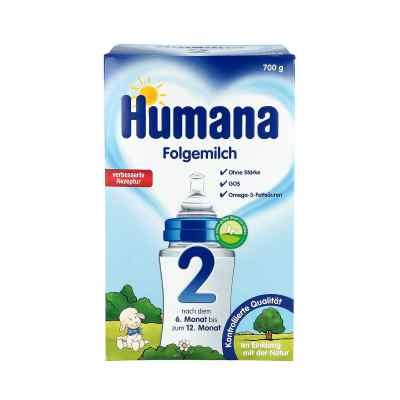 Humana Folgemilch 2 Gos Pulver