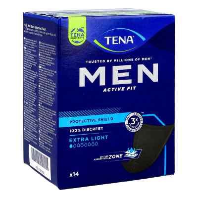 Tena Men extra light wkładki dla mężczyzn  zamów na apo-discounter.pl