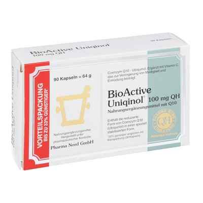 Bio Active Uniqinol 100 mg Qh Kapseln