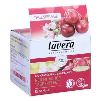 Lavera reichhaltige Tagespflege Cranberry Creme  zamów na apo-discounter.pl