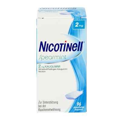 Nicotinell Spearmint 2 mg Kaugummi