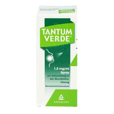 Tantum Verde 1,5 mg/ml Spr.z.anwend.i.d.mundhöhle