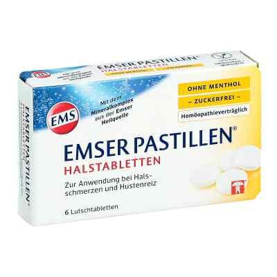 Emser bezcukrowe pastylki z solą emską bez mentolu  zamów na apo-discounter.pl