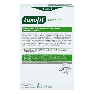 Taxofit Selen 55 Depot Mini-tabletten