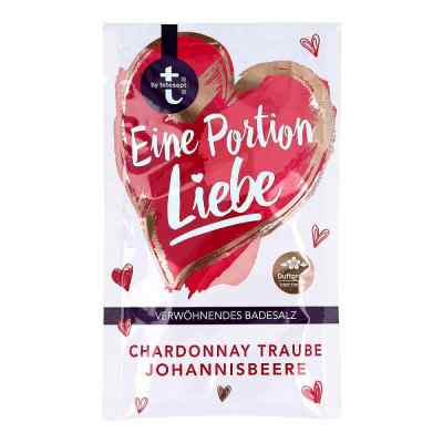 T By tetesept Badesalz Eine Portion Liebe  zamów na apo-discounter.pl