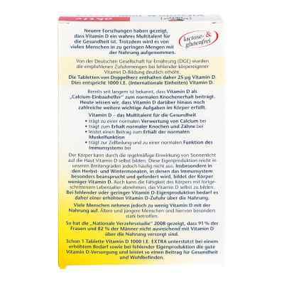 Doppelherz Vitamin D 1.000 I.e. Extra Tabletten  zamów na apo-discounter.pl
