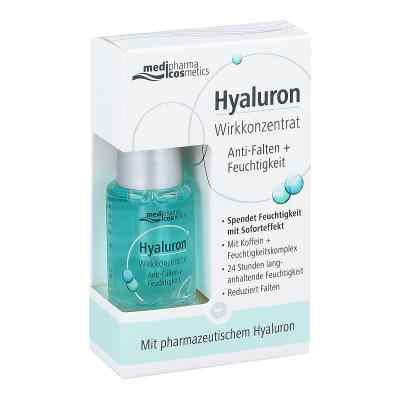 Hyaluron koncentrakt przeciwzmarszczkowy- nawilżający  zamów na apo-discounter.pl